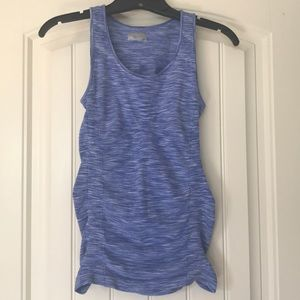Athleta Breathe Space Dye Tank